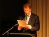 Presentator Jos Van den Heuvel