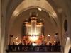 Barokorkest Il Fondamento en Verbueckenorgel
