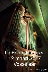 jubileumconcert met La Fonte Barocca