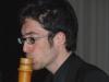 Tom Beets speelt Bach in Vosselaar