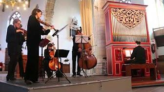 Bart Rodyns met Haendel en Vivaldi