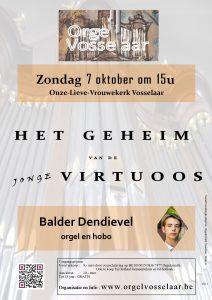 Concert met Balder Dendievel